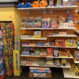 Zippity Candy Section
