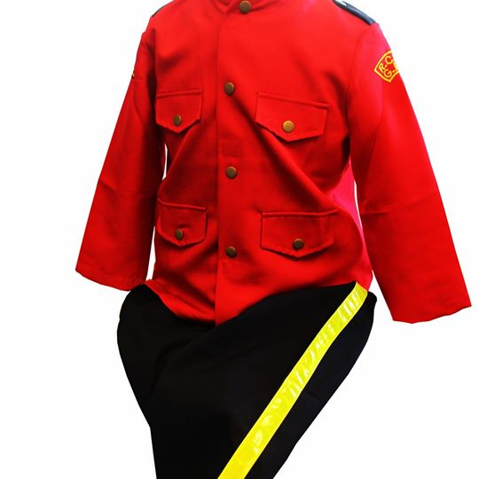 RCMP Heritage Centre Gift Shop Costume