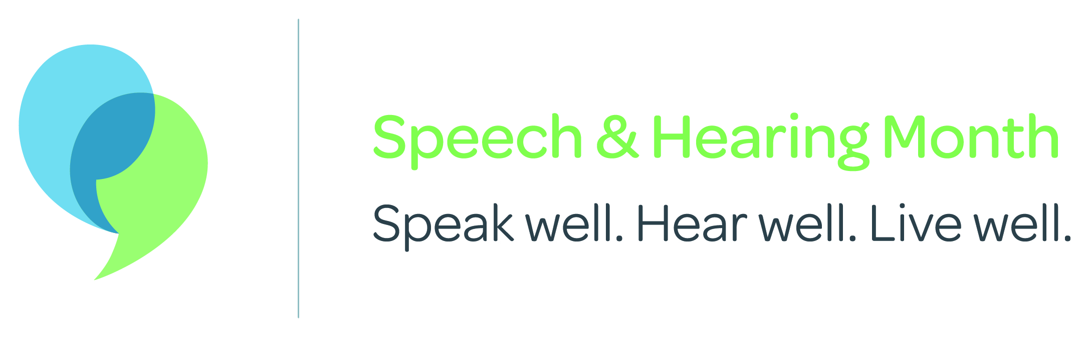 MAY IS 'BETTER SPEECH & HEARING' MONTH - Image 1