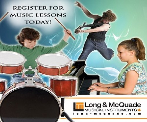Long and McQuade Summer Camps